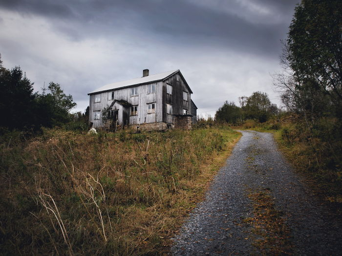 I Moved To The Arctic To Pursue My Passion For Abandoned Houses