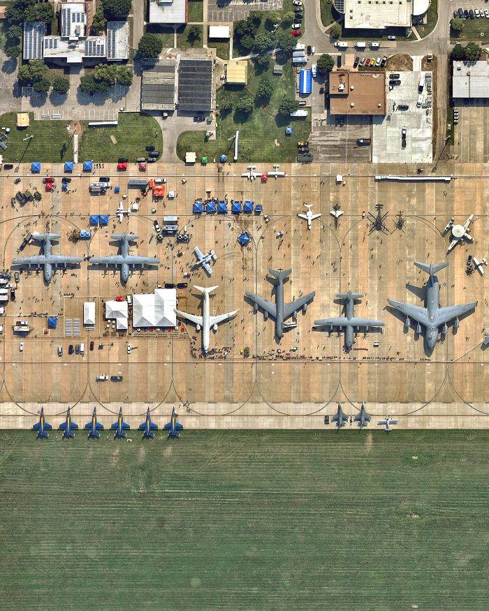 Sound Of Speed Airshow, Missouri