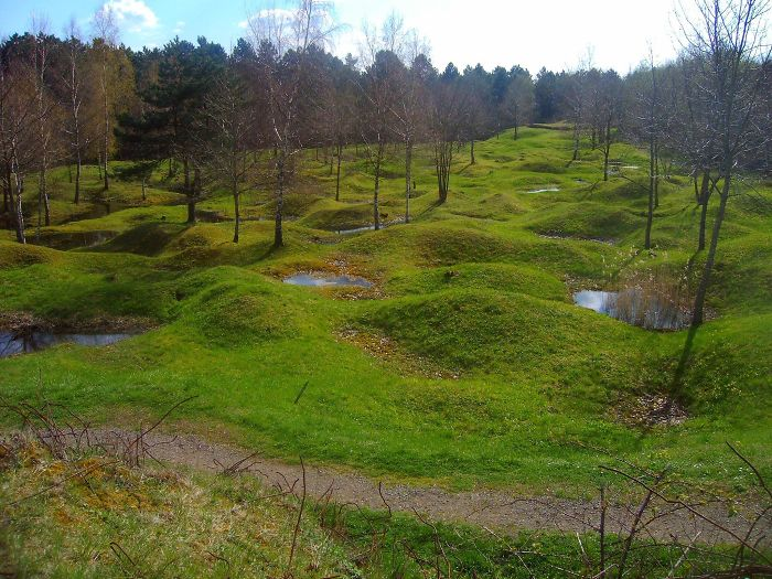 What The Verdun Battlefield Looks Like Now