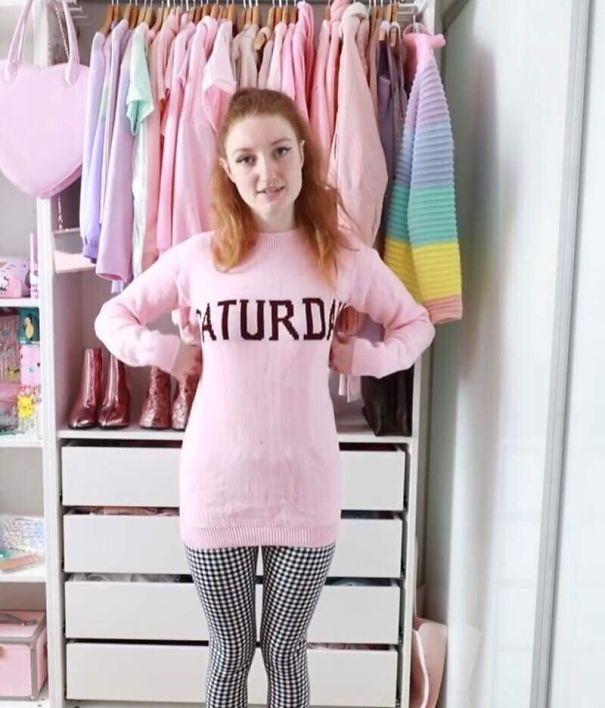 This Saturday Sweater