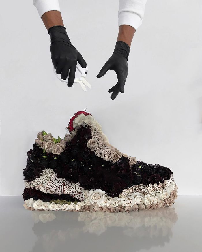 +7 Shoe Designs You Wouldn't Want To Wear Anoymous Flower Artist