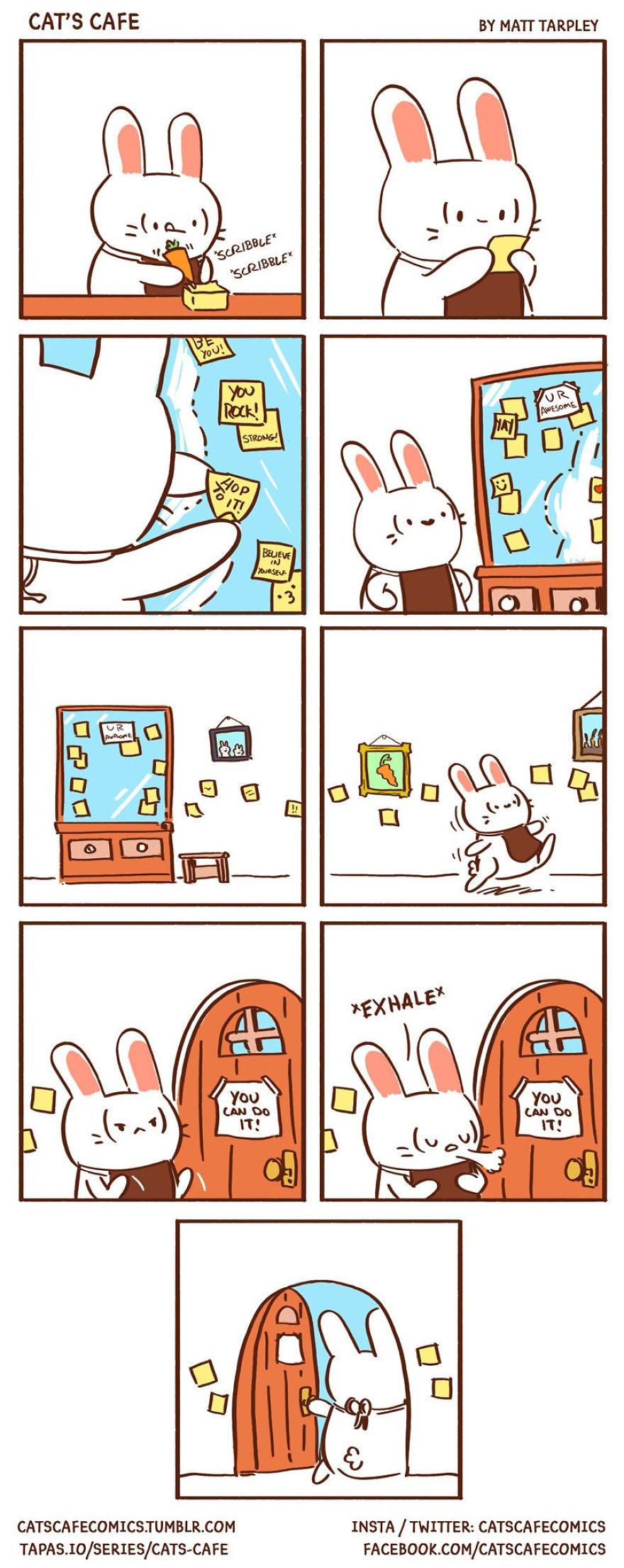A (Cat's) Café For Everyone
