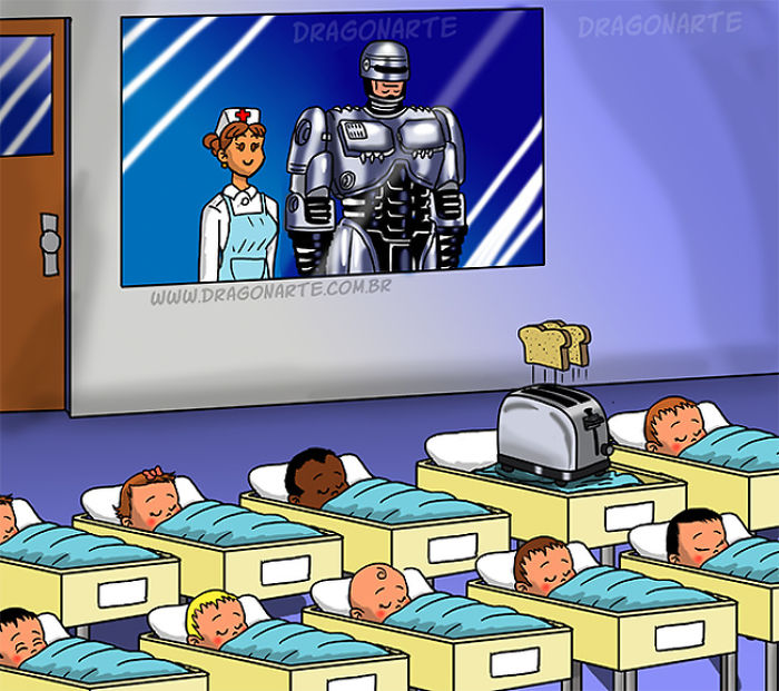 Robocop's Baby