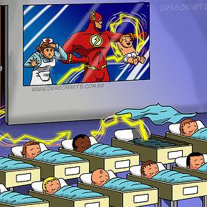 Flash's Baby