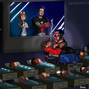 Iron Man's Baby