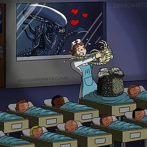Alien's Baby