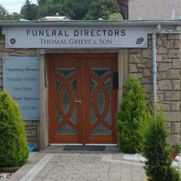 Funeral Directors Thomas Grieve And Son