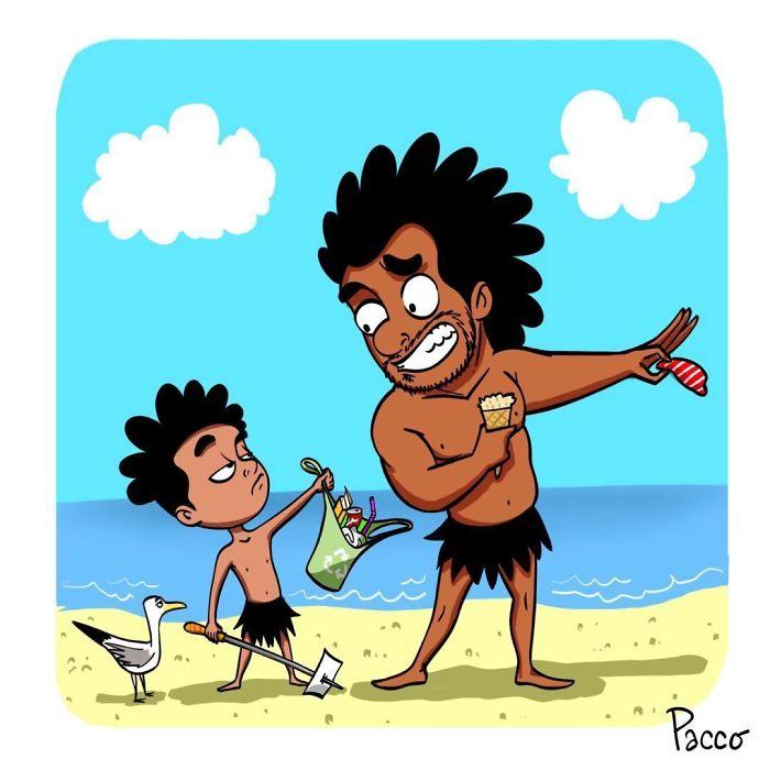 Clean The Beaches