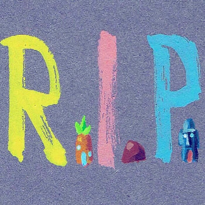 So Sad To Hear That Stephen Hillenburg Passed Away Yesterday. His Legacy And Creation Will Live On Forever And Ever