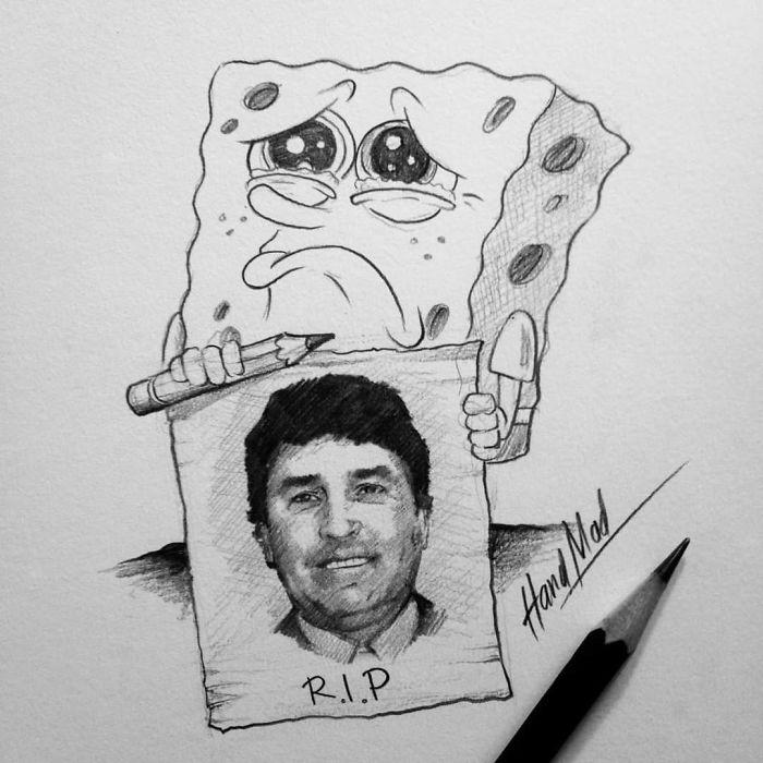 Rip Stephen Hillenburg, Spongebob Squarepants' Creator