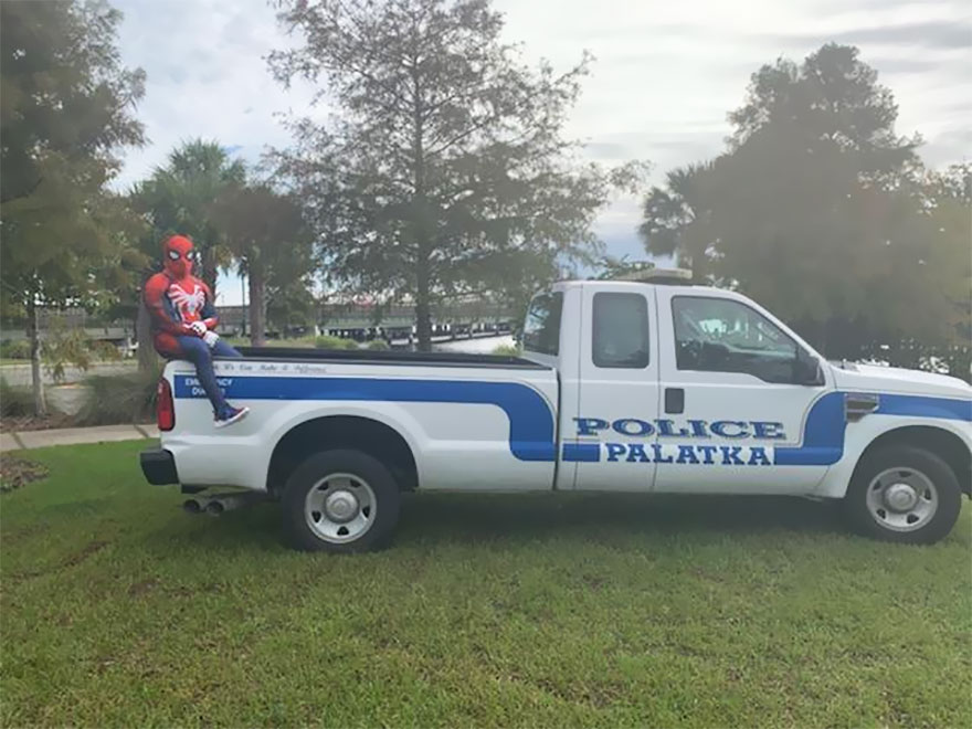 A Lot Of Kids In My Poor Neighborhood Miss Out On Halloween Costumes. I Decided To Change That. I Handed Out Over 100 Today