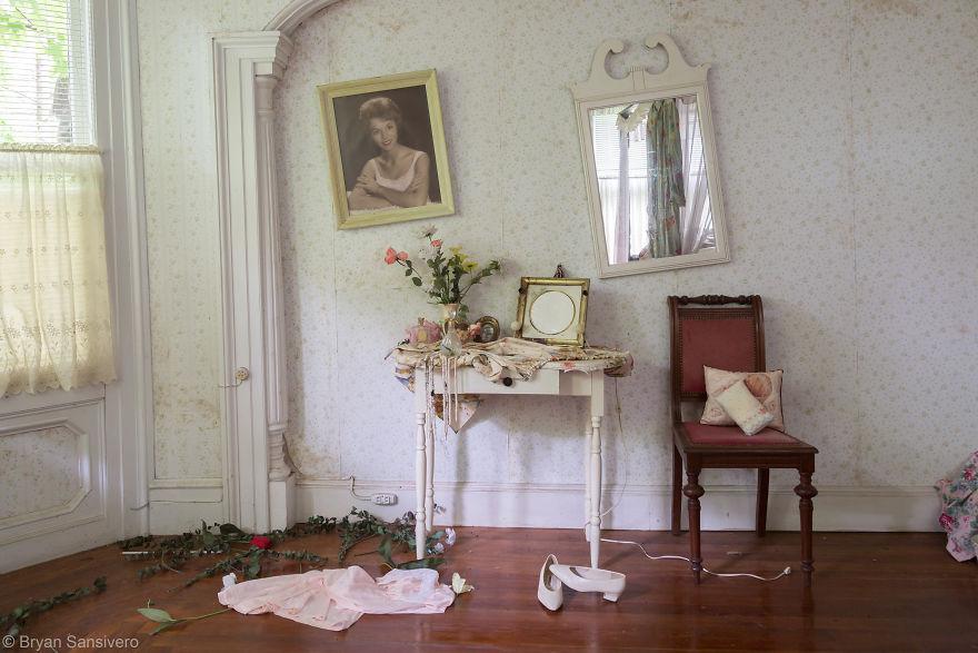 A Woman's Bedroom