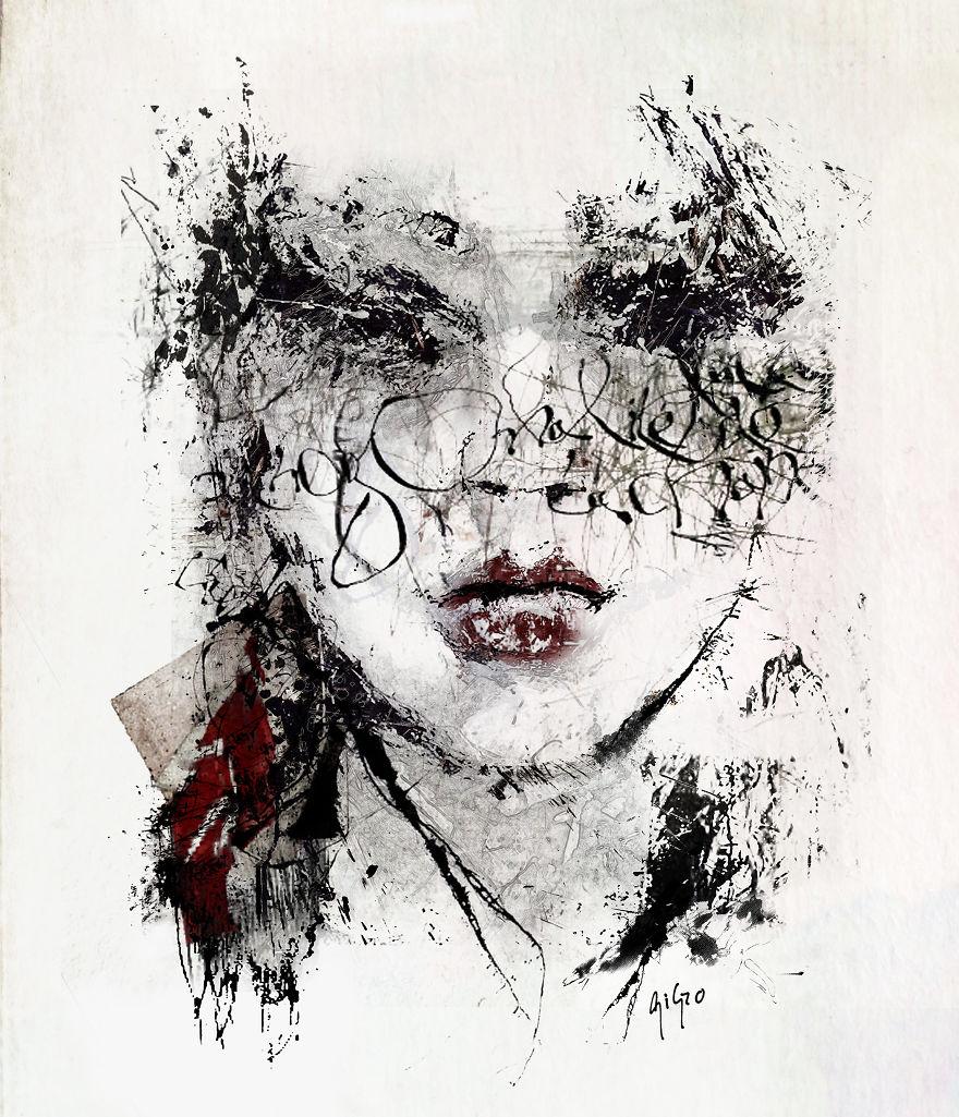 Indomabili Graffi By Giuseppina Irene Groccia - Gigro
