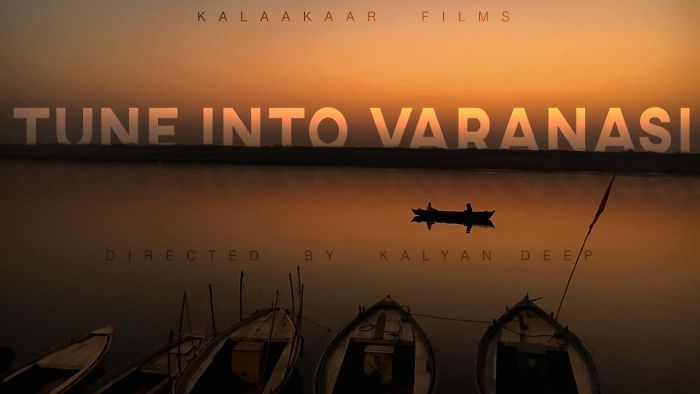 """""""I Travelled In Varanasi- A Historic Place In India And Tried To Capture Some Moments In This Video"""""""