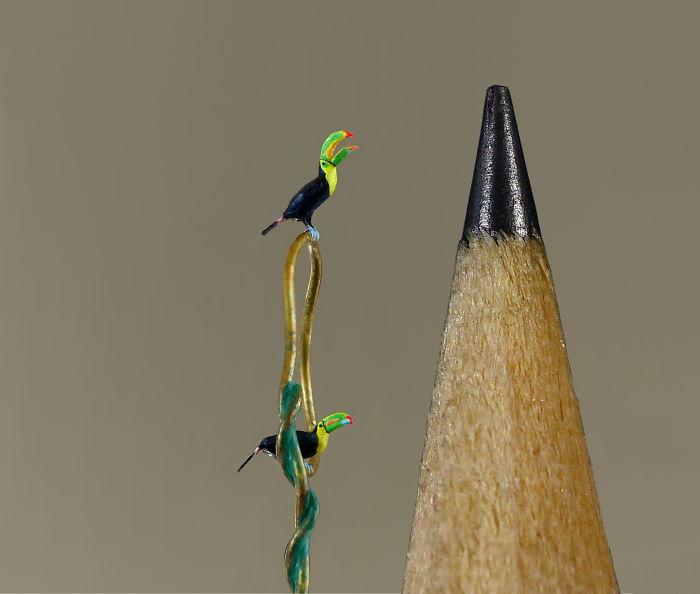 Mini Toucans