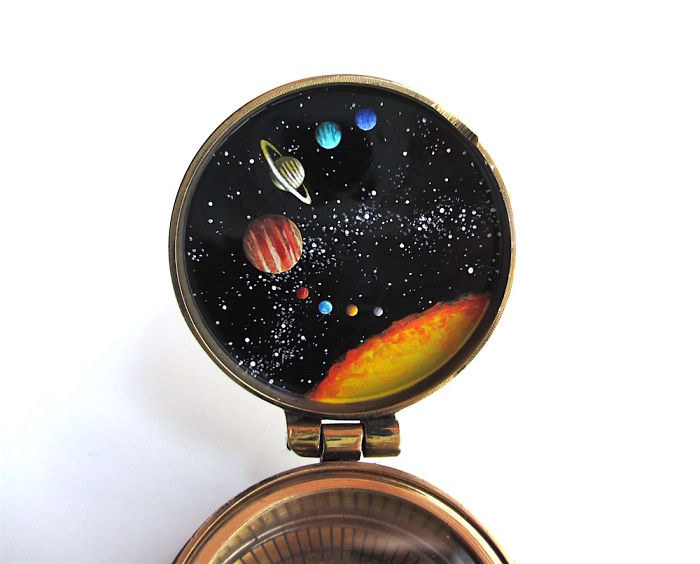 I Paint Portals To Outer Space For Fruit Flies