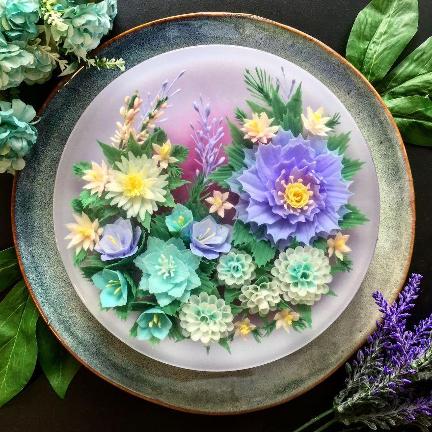 Torte di gelatina di Jelly Alchemy