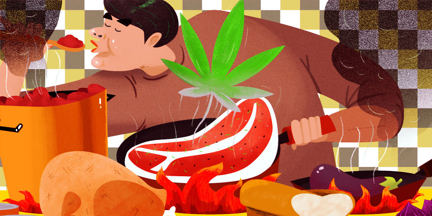 How Cannabis Is Transforming The Way Of Cooking