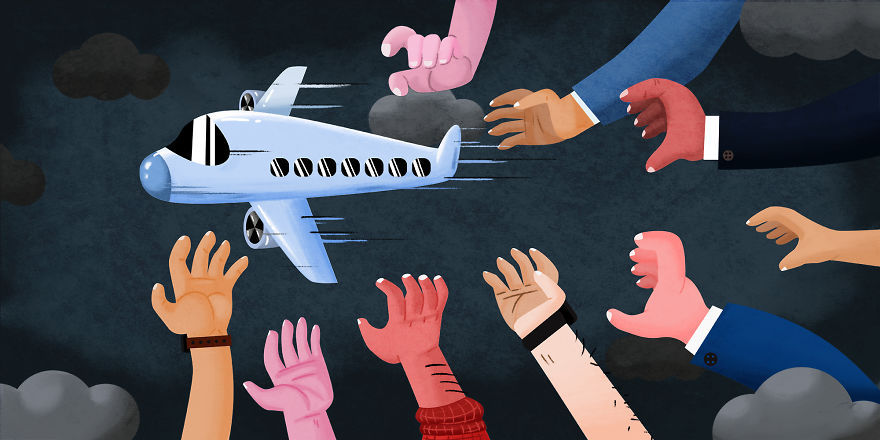 Sexual Misconduct In The Air Is More Common Than You Might Think