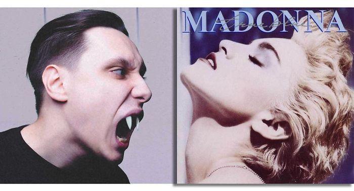 Madonna — True Blue (1986)