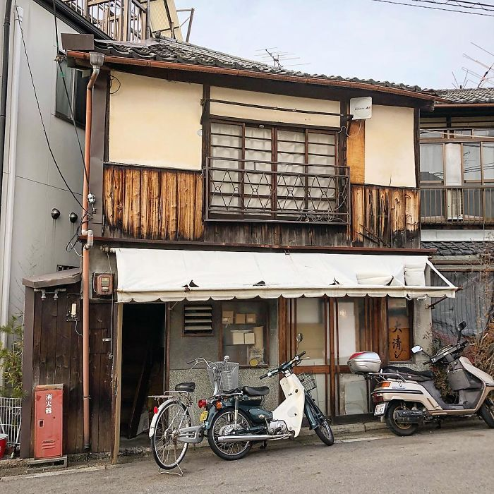 1/4 House
