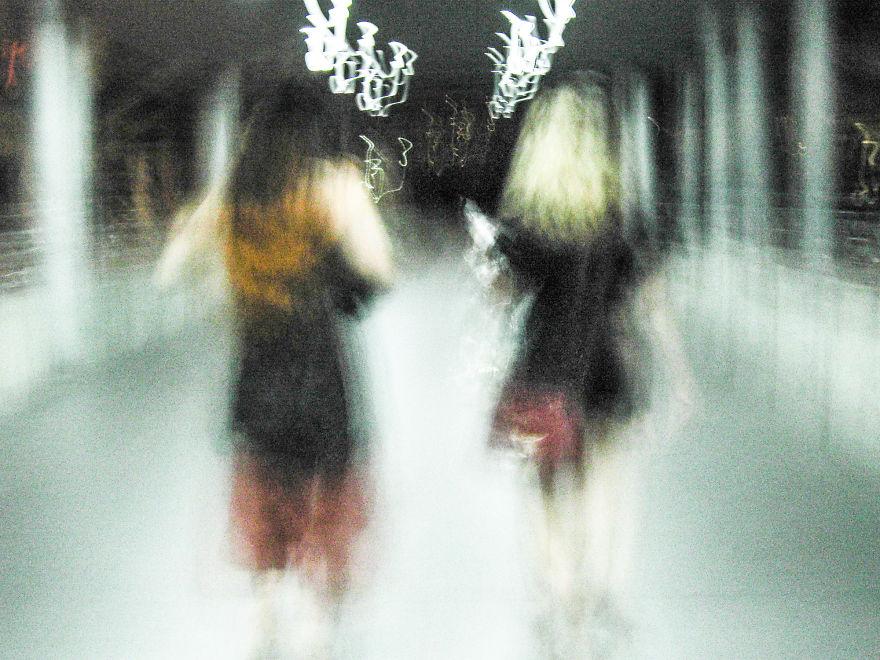 Hannah And Yaz In Bangkok