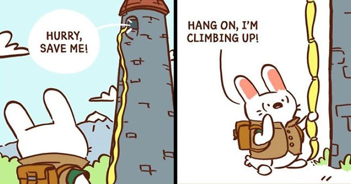 My 47 Wholesome 'Cat's Café' Comics That Will Make Your Day