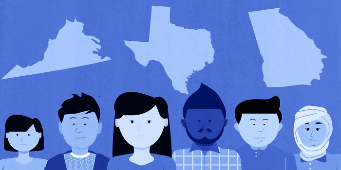 Asian American Growth In The South