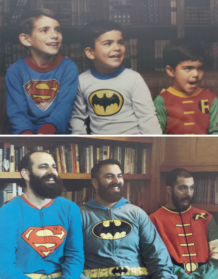 30 Years And Beards