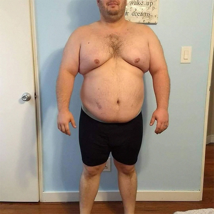 After Neglecting My Body For 10 Years, I Started Making Small Changes And Went From 300lbs To 150lbs