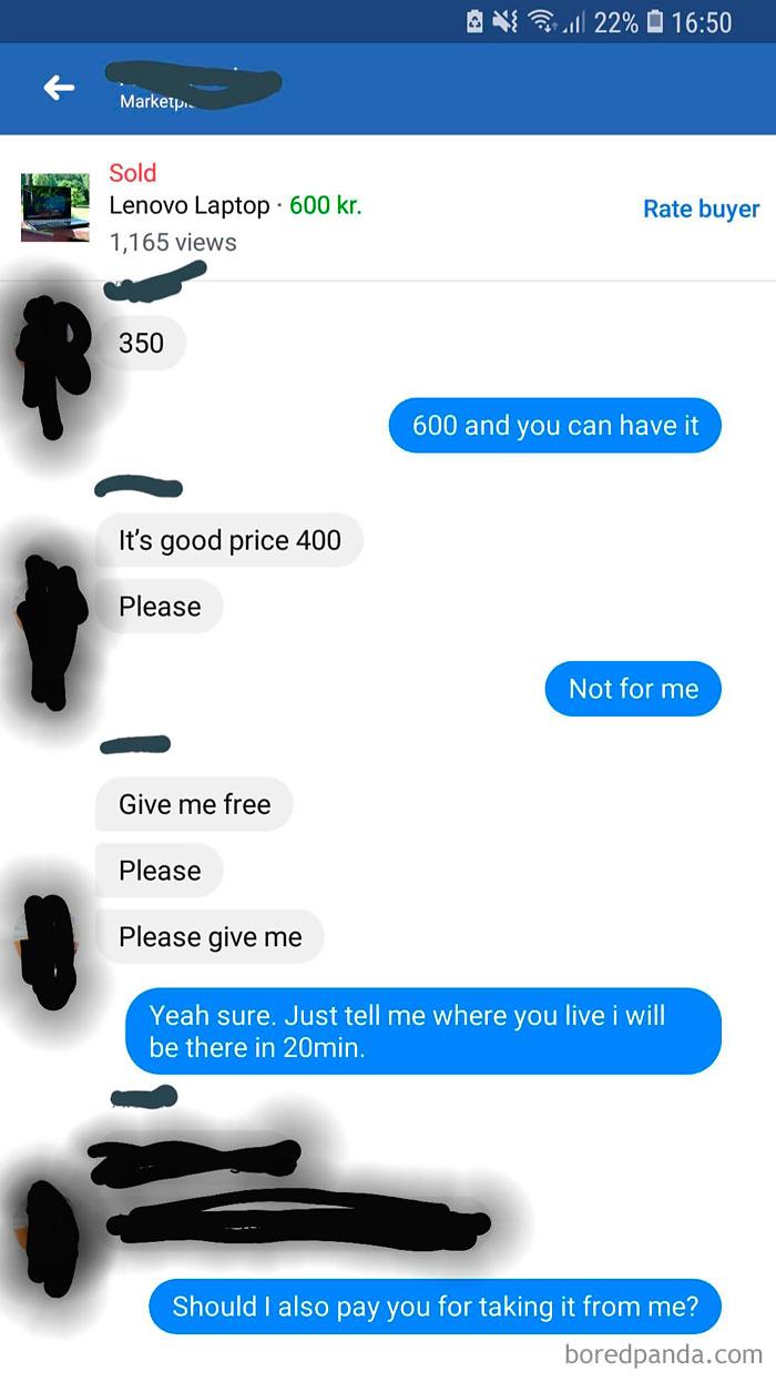 I Love Selling Stuff On Facebook