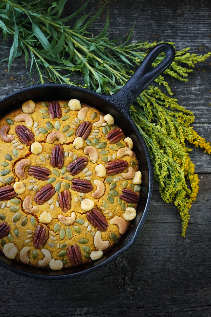 Goldenrod Cornbread