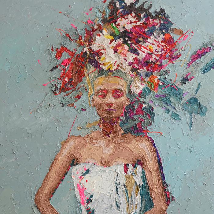 Nefertiti – New Series By Hossam Dirar