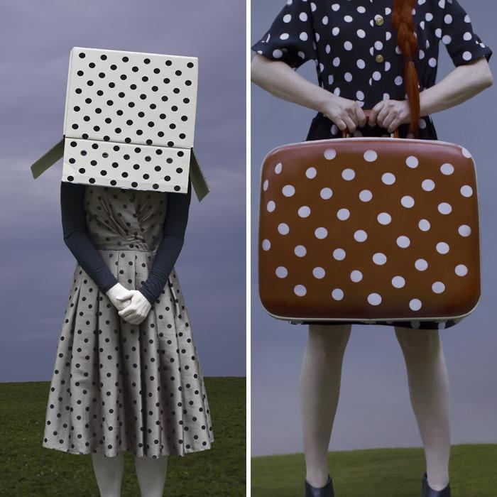 Surreal Photography And Polka Dots