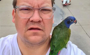 "Someone Says ""Depression Is A Choice"", And Andy Richter's Response Is Brilliant"