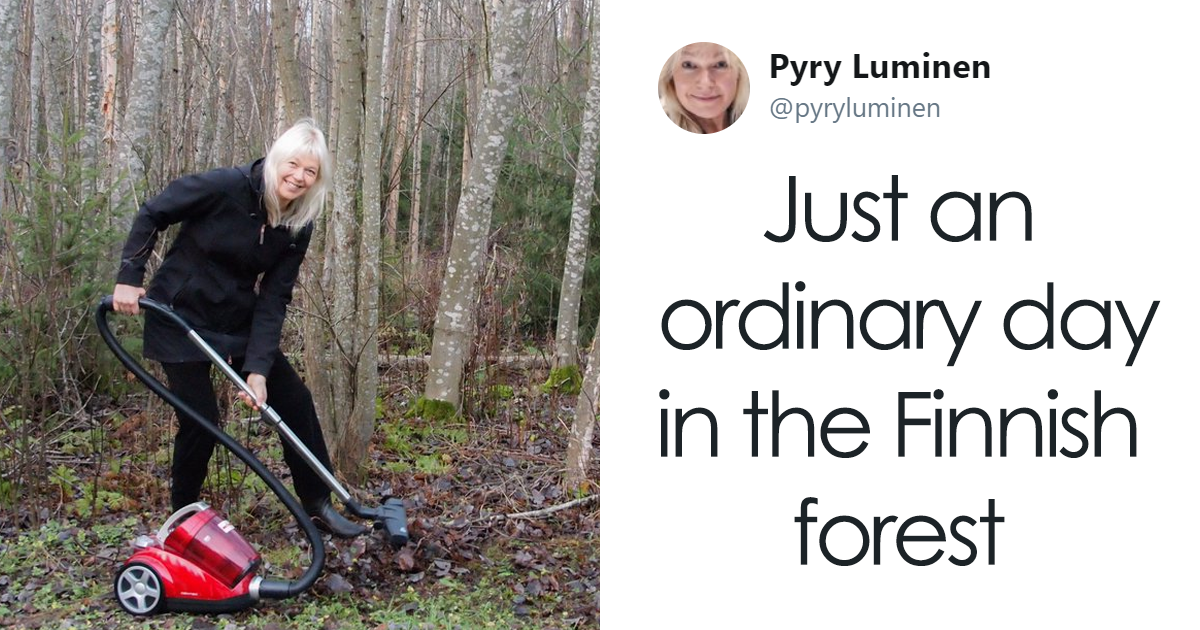 Finns Hilariously Troll Trump After He Says Finland 'Rakes' Their Forests To Prevent Fires (43 Pics)