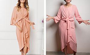 Encargué 3 vestidos a una tienda que vi en FB y el resultado casi me hizo llorar