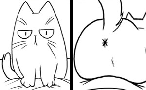 20+ Hilarious Comics That Capture My Life With Two Cheeky Cats