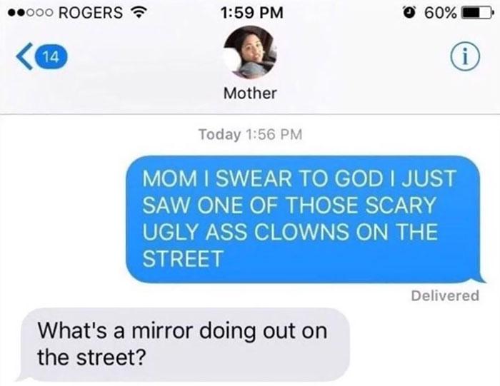 Mom Is Savage AF