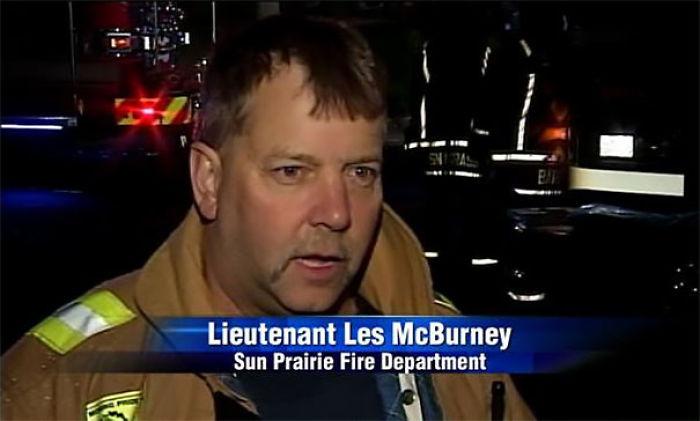 Feuerwehrmann Mcburney