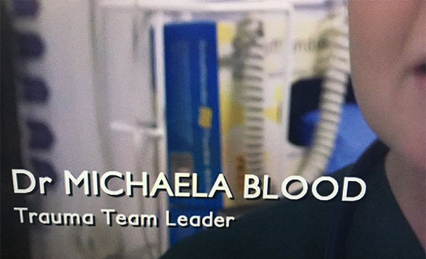 Dr Blood