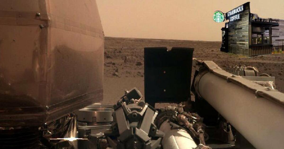 mars landing reaction - photo #3