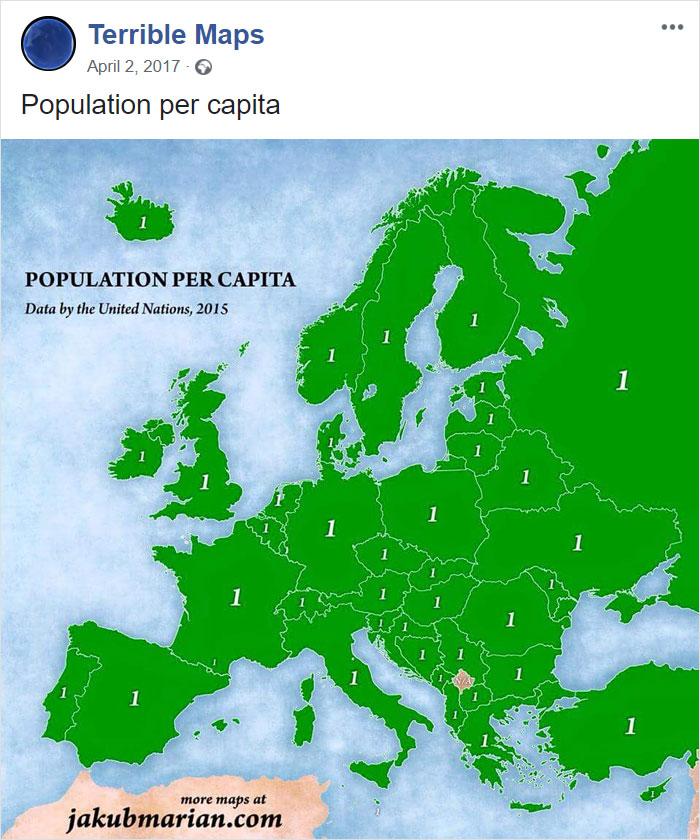 Population Per Capita