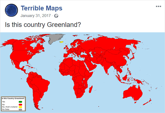 Is This Country Greenland?