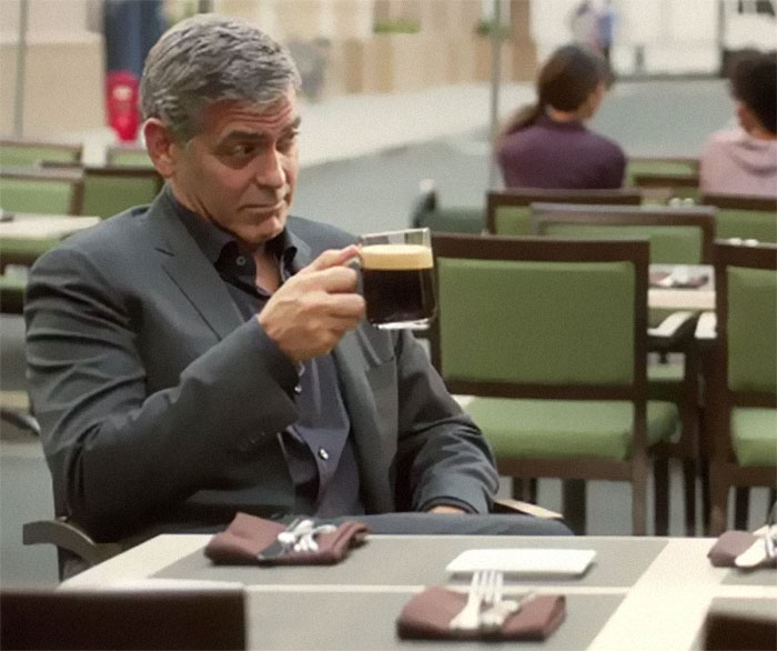 In September 2012, Clooney Auctioned Himself And Offered To Take An Auction Winner Out To Lunch To Benefit The Gay, Lesbian And Straight Education Network (Glsen)