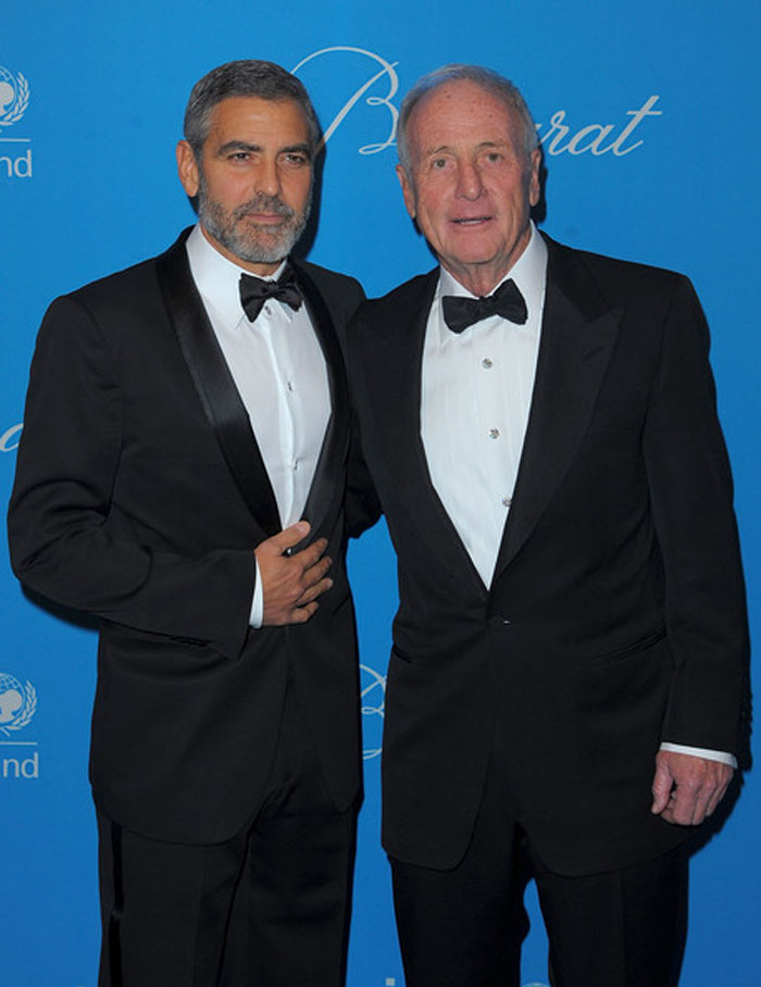 In 2017 Clooney Foundation For Justice Teamed Up With Unicef To Help Refugees And Announced A $2.25 Million Partnership To Help Open Seven Public Schools To Syrian Refugee Children