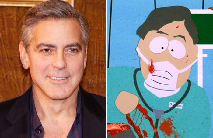 George Clooney Is The Reason South Park Was Picked Up By Comedy Central