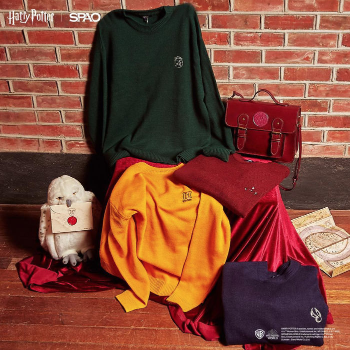 Potterheads Are Losing It Over This New Harry Potter Collection From Korea
