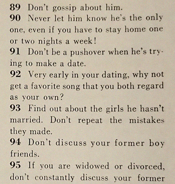 1950s dating rules poly dating app