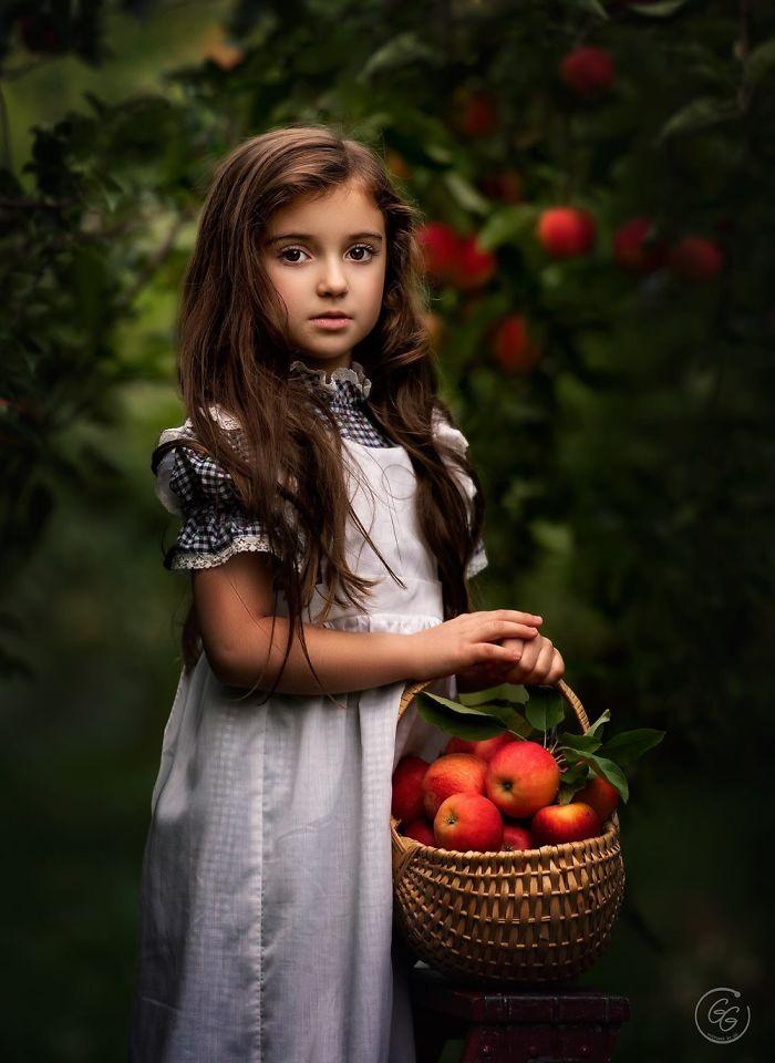 I Take Beautiful Portraits Of Children
